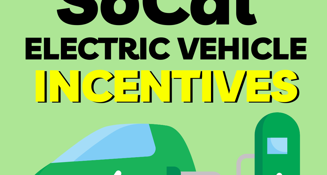 Rich results on Google's SERP when searching for 'california electric car incentives'